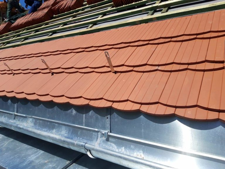 Dach na Teatrze Letnim w Legnicy – wymiana pokrycia